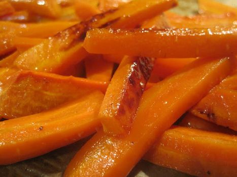 Full Belly Sisters: Honey Roasted Carrots | Natural Soil Nutrients | Scoop.it