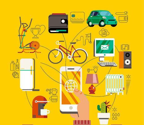 Deux start-up « tracent » les produits de consommation   Bpifrance servir l'avenir   Le cri de la courgette... Cuisine biologique   Scoop.it
