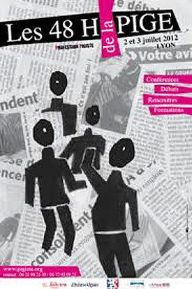 Les 48h de la pige les 3 et 4 juillet 2014 à Vichy | Profession Pigiste | Emploi Métiers Presse Ecriture Design | Scoop.it