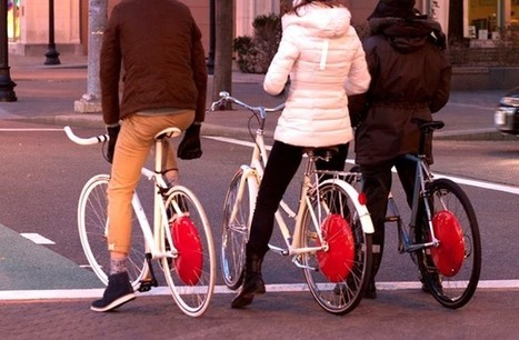 Copenhagen Wheel: transforma tu bicicleta en una eléctrica en Latam Review | Sports & News Review | Scoop.it