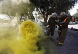 Chemical arms inspectors verify 11 sites in Syria (Roundup) - Politics Balla | Politics Daily News | Scoop.it