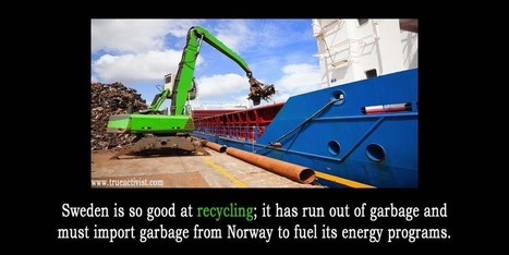 Sweden Runs Out of Garbage | 16s3d: Bestioles, opinions & pétitions | Scoop.it