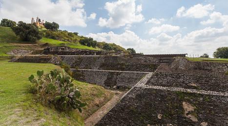 Ésta es la pirámide más grande del mundo | Mexico | Scoop.it