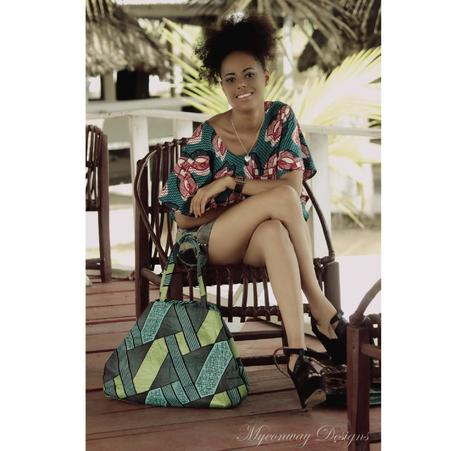 Myeonway Designs' Cooper Speaks on African Print Fashion | African Business : Rebranding, Retailing  & Developing | Scoop.it