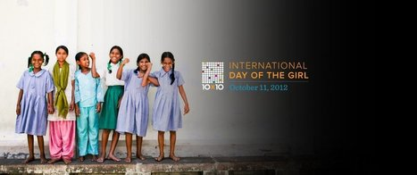 Sign up to host an event on International Day of the Girl   10x10   The Morning Blend   Scoop.it