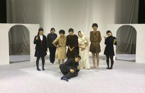 Φοιτητές του Πανεπιστημίου του Τόκιο, έπαιξαν αρχαία ελληνική κωμωδία στα αρχαία Ελληνικά | travelling 2 Greece | Scoop.it