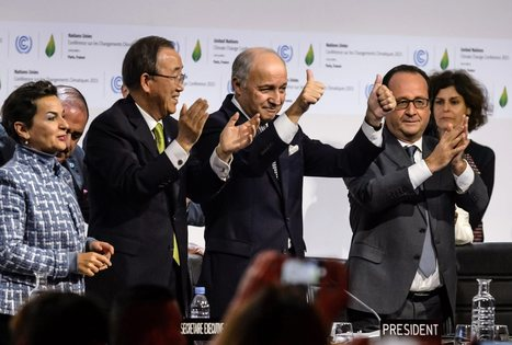 Inside the Paris Climate Deal - The New York Times | Geography at BM | Scoop.it