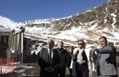 La Présidente de l'Aragón a visité le chantier du tunnel de Bielsa | Vallée d'Aure - Pyrénées | Scoop.it