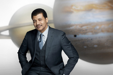 Neil deGrasse Tyson on Cosmos and Integrating Science into Pop Culture | digital divide information | Scoop.it