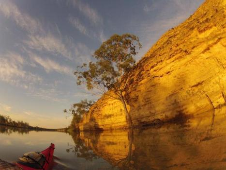 Murray River Kayak.: How the Murray River course was shaped. | VCE Geography | Scoop.it