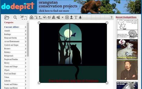 DoDepict: una web para crear memes, cómics, imágenes sociales y más | Educacion, ecologia y TIC | Scoop.it