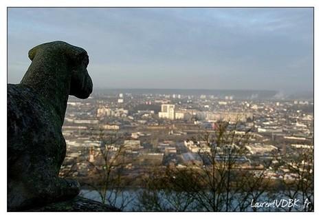 Sotteville vue d'en haut (6) | MaisonNet | Scoop.it