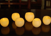 DIY: Make wax luminaries | RECYCLED ART, PRODUCTS AND THINGS | Scoop.it