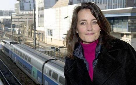 Management. Nathalie Juston, patronne de la SNCF Bretagne | Ouest France Entreprises | Sens&co | Scoop.it