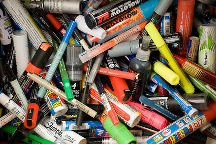 How to make different types of Graffiti Paint Markers   Graffiti Art Studio   Scoop.it