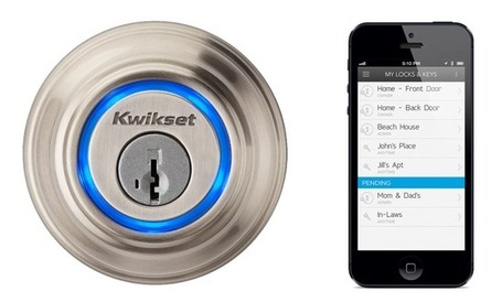 UniKey-powered Kevo aims to make Apple's iPhone the ultimate secure wireless house key | Hardware Tech | Scoop.it