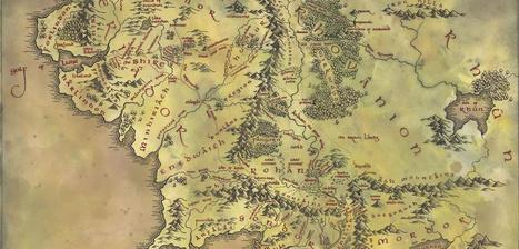 « Chez Tolkien, l'amour des mots précède l'intention mythologique », itw de Charles Delattre, Journal du CNRS   DictionnaireTolkien   Scoop.it
