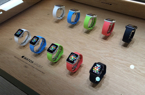 How to Best Make Apps for the Apple Watch: Design Tips | Mobile Apps | Scoop.it