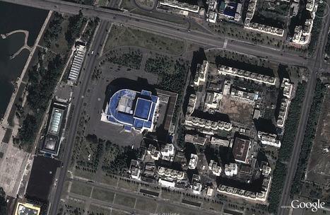 Data Blog: Google veröffentlicht Karten von Nordkorea | Medialer Wandel | Scoop.it