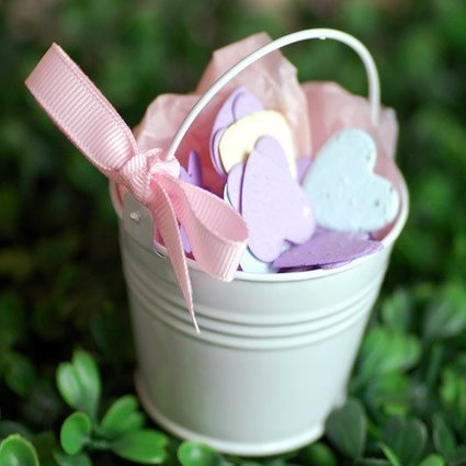 Pink, Black and White Wedding Favors and Supplies - MomsMags Fashion | Wedding Planning Ideas and Wedding Themes | Scoop.it