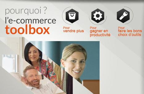 E-Commerce Toolbox - Plus de 200 outils pour augmenter vos ventes e-commerce   Web-marketing et Influence Digital   Scoop.it
