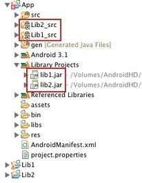 Changes to Library Projects in Android SDK Tools, r14 | Android Developers Blog | Dev-Android | Scoop.it