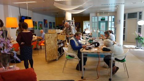 Meeting at Repair Café Eindhoven-Woensel | Repair Café | Scoop.it