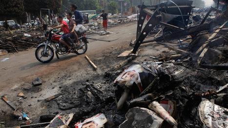 The Scary Economic News Behind Egypt's Bloodbath | IB Economics Regent's Bangkok | Scoop.it