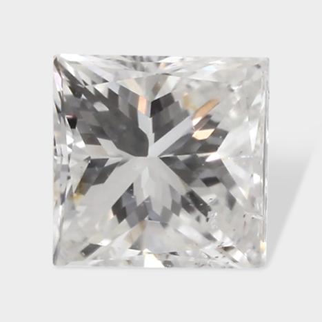 0.18 ctw 3 19 x 3 14 mm White H Color SI1 Clarity Princess Cut Real Diamond | Loose Diamonds | Scoop.it