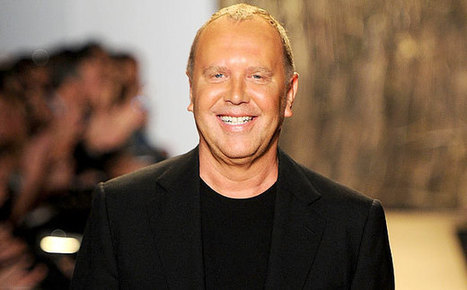 Michael Kors and more fashion figures make the Time's Most Influential list - Entertainment Weekly | Fab Fashions | Scoop.it