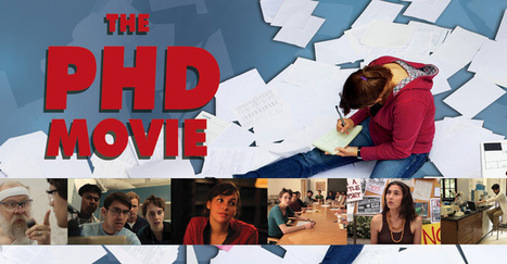 The PHD Movie, watch it FREE this month and support the sequel Kickstarter! | academic hipster | Scoop.it