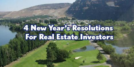 4 New Year's Resolutions For Real Estate Investors | Business | Scoop.it