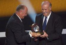Brasil se rinde al reinado de Messi y del fútbol español | Liga BBVA | AS.com | BALON D'OR 2012 | Scoop.it