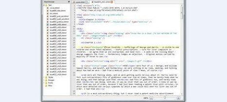 Editor de eBook gratuito y multiplataforma   Informática 4º ESO   Scoop.it