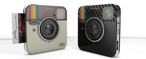 L'appareil photo Instagram sera de marque Polaroid | Backlight Magazine. Photography and community. | Scoop.it