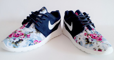 Factory Price Nike Roshe Run Blue Black and all kinds of colours sale here | uk shop roshe run | Scoop.it