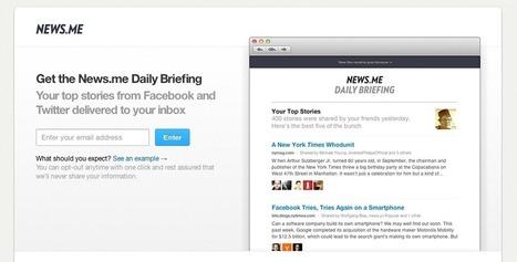 25 herramientas de content curation que te ayudarán en el día a día - 40deFiebre | Filtrar contenido | Scoop.it