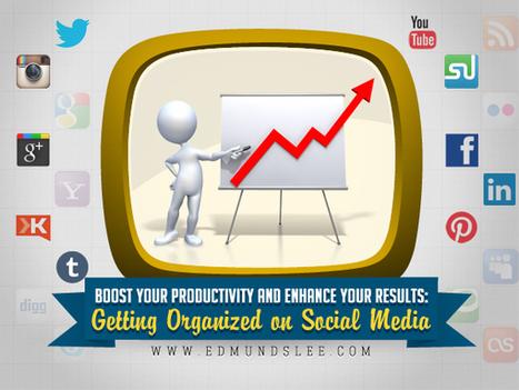 Social Media Management Tools Boost Productivity and Income | Social Media & Social CRM | Scoop.it