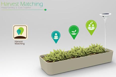 Electrolux Harvest Matching – Herb Patch by Ke chang-han » Yanko Design   Extreme Design   Conception extrême   Scoop.it