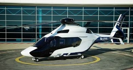 Airbus H160 helicopter makes its first flight - Images | Helicopter News | Scoop.it
