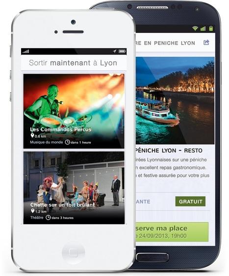Onetous, l'application mobile qui révolutionne les sorties. | Blog Onetous | Blog Onetous | Scoop.it