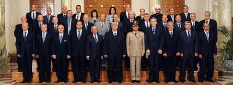 Selon un sondage réalisé par le Centre égyptien de recherche de l'opinion publique, 27% d'Egyptiens sont satisfaits de leur gouvernement   Égypt-actus   Scoop.it
