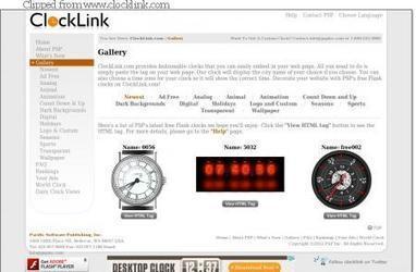 ClockLink: Rellotges per al bloc « ESPAI TAC GARRAF | Vicens | Scoop.it