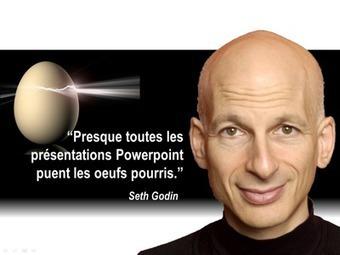 Les 11 meilleures citations de Seth Godin sur les présentations PowerPoint | PRESENTATION D'ENTREPRISE - PRESENTATION POWERPOINT - PRESENTATION DE VENTE - TABLETTE - IPAD | Scoop.it