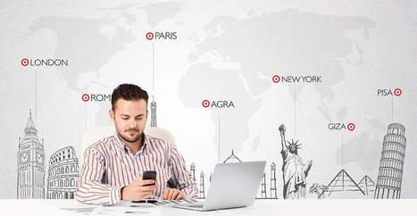 Entreprise digitale : le numérique accélère la croissance à l'international | web@home    web-academy | Scoop.it