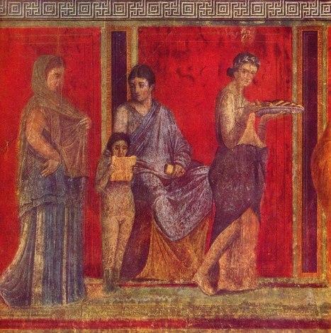 Des Romains en Chine   HGAKS   Scoop.it