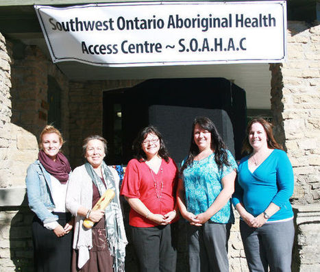 Outreach team to improve health access for natives | IB Geography | Scoop.it