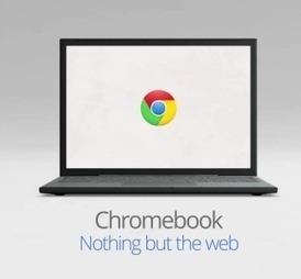 De nouvelle rumeurs pointent vers un Chromebook tactile | Google - le monde de Google | Scoop.it