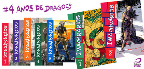 Apaixonados pelos Imaginários Brasileiros | Ficção científica literária | Scoop.it