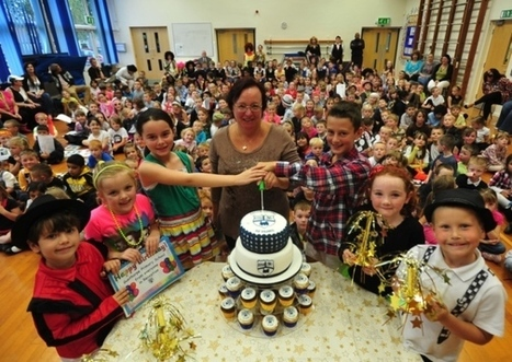 Five decades of learning celebrated at Gunthorpe Primary School - Peterborough Telegraph | South Werrington and North Gunthorpe | Scoop.it